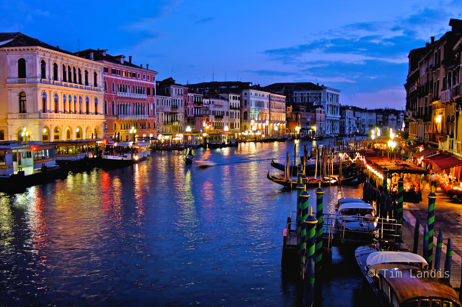 Grand Canal, Italy, Venice, reflections, photo