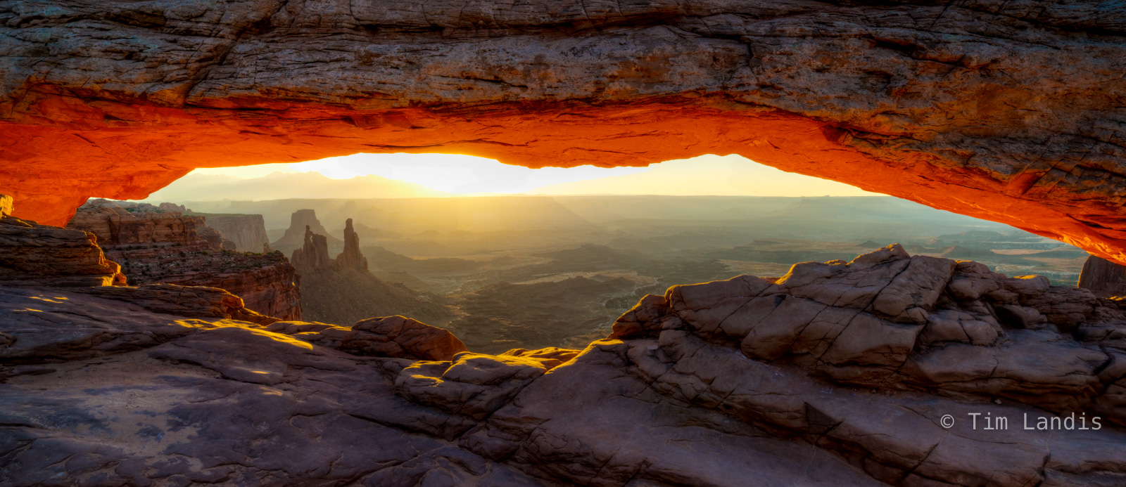 Grand arch, Mesa Arch, Utah, arches, washer woman rock, photo