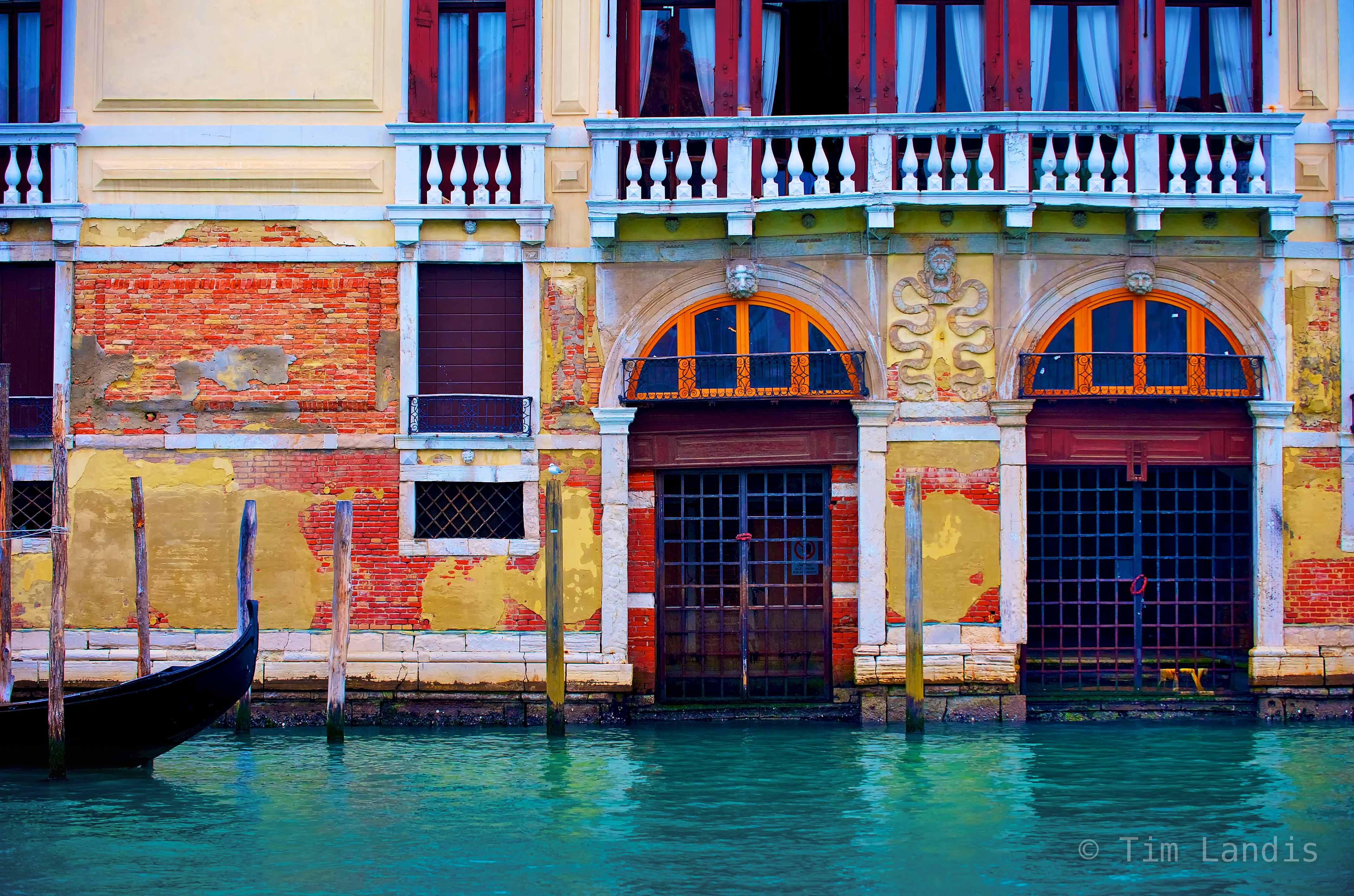palace on the grand canal,, photo
