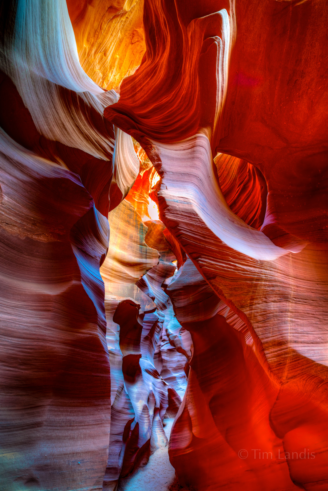 Arizona, Canyon, slot canyon, photo