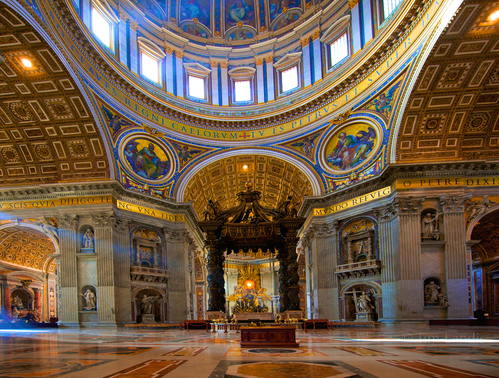 Catholic, Pope, Rome, cupola, the Vatican, the altar, photo